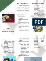 Leaflet FOBIA