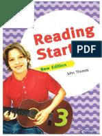 Reading Starter 3