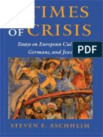 Steven E. Aschheim-In Times of Crisis_ Essays on European Culture, Germans, And Jews (2000)