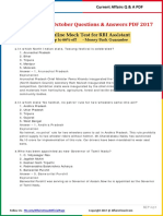 Current Affairs October Question & Answer 2017 PDF by AffairsCloud_2.pdf