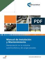 Installation and Maintenance Manual Es 160719 Web