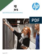 Managing HP Servers