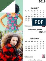 REACH Calendar 2019 C