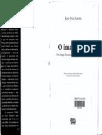Jean-Paul Sartre - O imaginário.pdf
