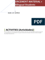 -Activities Presente Simple Online