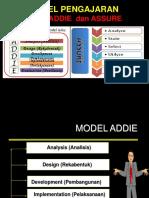 3-Model ADDIE dan ASSURE.pdf
