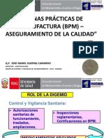II BPM Aseguramiento de La Calidad