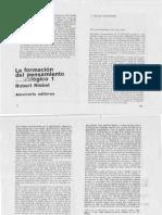 Las dos Revoluciones. Robert Nisbet.PDF