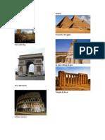 Principales Monumentos de Cada Continente