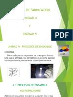 Procesos de Fabricacio 4 y 5