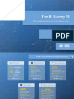 Qlik in the BI Survey 18
