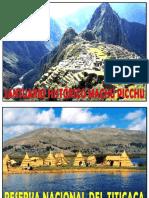 Areas Protegidas Del Perú