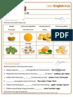 worksheets-christmas-food-in-the-uk.pdf