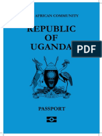 East Africa Passport 2019