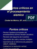 17 Puntos Criticos Procesamiento