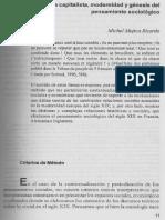 Industria capitalista%2c modernidad y génesis del pensamiento sociológico.pdf