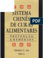Henry C Lu - Sistema Chines de Curas Alimentares