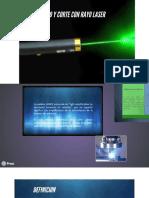 Maquinado y Corte Con Laser