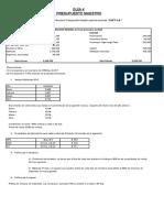 Guía Presupuesto Maestro Resuelto