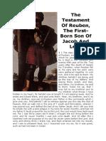 Art the Testament of Reuben
