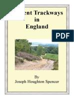 Art Ancient Trackways