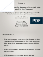 RNA-DNA differences (RDDs)