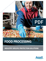 Ansell Food Processing Catalogue