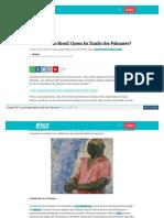 Guiadoestudante Abril Com Br Estudo Escravidao No Brasil Que