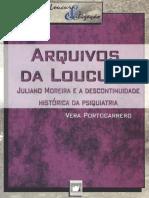 Arquivos da Loucura - Vera Portocarrero.epub