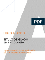 Libroblanco Psicologia Def
