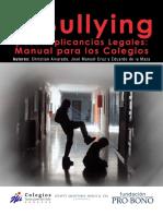 Cristian Alvarado- EL Bullying