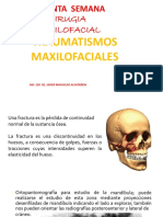 005 Quinta Semana Traumatismos Maxilofaciales Para Recuperacion Clases