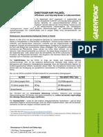 Greenpeace-Factsheet Testergebnisse Palmoel Sept2017