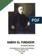 Habich El Fundador- José Ignacio López Soria