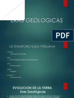 Eras Geologicas, Josef