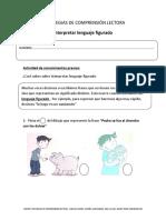 Lenguaje-figurado