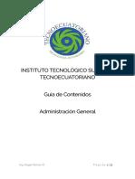 Guía de Contenidos Administración General Unidad 1.pdf