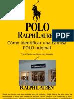Víctor Zapata, Ana Vargas, Luis Irausquín - ¿Cómo Identificar Una Camisa POLO Original?