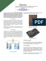 Bateria 208-II Tecnologia Electrica