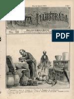 1879 - Revista Illustrada 173 Preparativos p Viagem