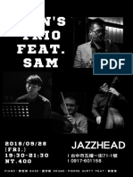 0928Jazzhed 音樂會