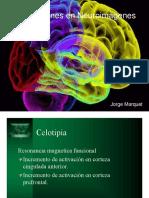 Alteraciones en neuroimagenes