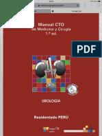 Manual CTO Perú Urología 1°ed 2018.pdf