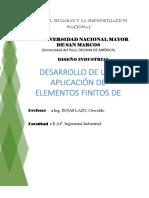 INFORME DE ANALISIS DE ELEMENTOS FINITOS .docx