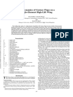 Aerodynamics of Gurney Flaps on a Single-Element High-Lift Wing.pdf