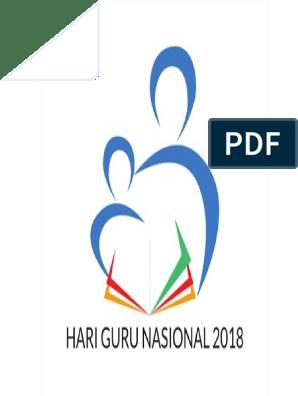 Logo Hari Guru 2018 Pdf