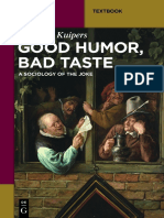 Giselinde Kuipers - Good Humor, Bad Taste