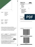 DHL-Paketmarke NN2G5XKAPBSL 1