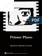 Ignacio Martin Lerma - Primer Plano