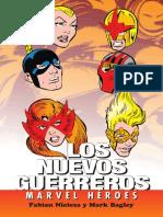 Marvel Héroes. Los Nuevos Guerreros   1